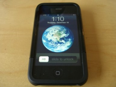 Review - Griffin Clarififor iPhone 3G