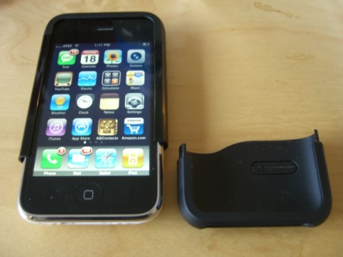 Review - Griffin Clarififor iPhone 3G  Review - Griffin Clarififor iPhone 3G