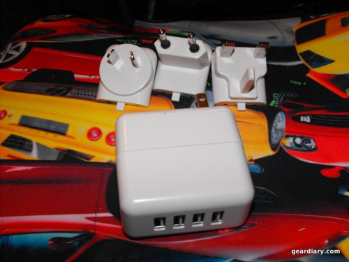 Review: USB Fever Super Travel A/C USB Wall Chargers