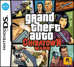 Review: Grand Theft Auto Chinatown Wars for Nintendo DS