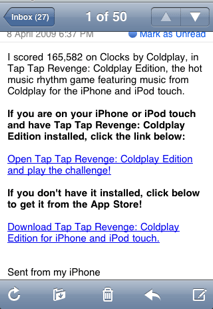 Tap Tap Revenge, Coldplay Edition Review  Tap Tap Revenge, Coldplay Edition Review  Tap Tap Revenge, Coldplay Edition Review  Tap Tap Revenge, Coldplay Edition Review  Tap Tap Revenge, Coldplay Edition Review  Tap Tap Revenge, Coldplay Edition Review