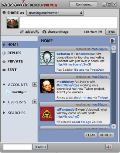 Twitter Desktop Clients for Mac, Dual Review