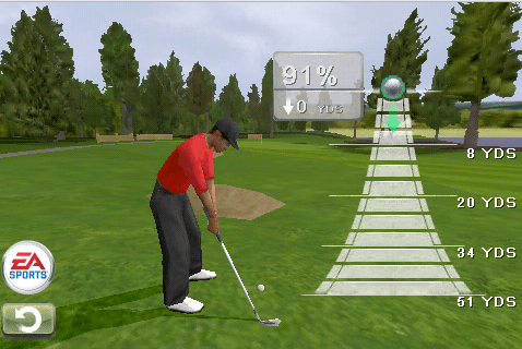 Review - Tiger Woods PGA Tour for iPhone/iPod Touch