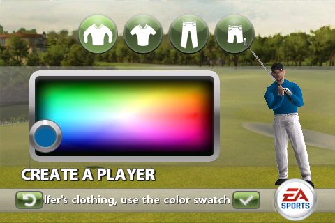 Review - Tiger Woods PGA Tour for iPhone/iPod Touch  Review - Tiger Woods PGA Tour for iPhone/iPod Touch