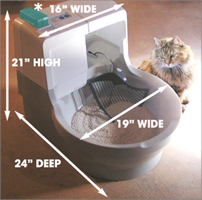CatGenie Self-Flushing Self-Washing Cat Box Review