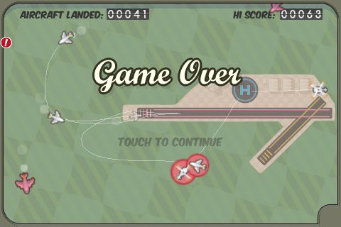 Review:  Flight Control for iPhone and iPod Touch