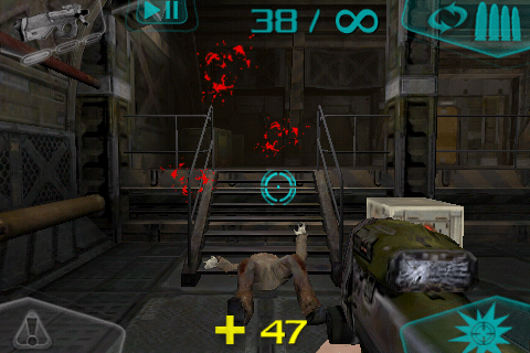 DOOM Resurrection - an iPhone Gaming First Look