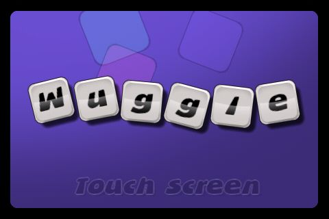 Review:  Wuggle for Iphone and iPod Touch