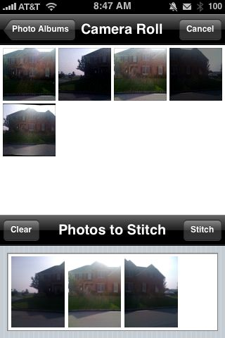 Review:  Auto Stitch for iPhone   Review:  Auto Stitch for iPhone   Review:  Auto Stitch for iPhone   Review:  Auto Stitch for iPhone