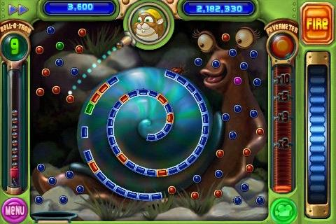Review: Peggle for iPhone