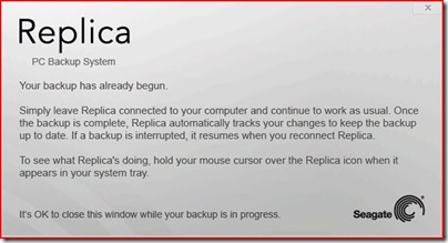 Review: Seagate Replica Complete PC Backup Solution  Review: Seagate Replica Complete PC Backup Solution  Review: Seagate Replica Complete PC Backup Solution  Review: Seagate Replica Complete PC Backup Solution  Review: Seagate Replica Complete PC Backup Solution  Review: Seagate Replica Complete PC Backup Solution