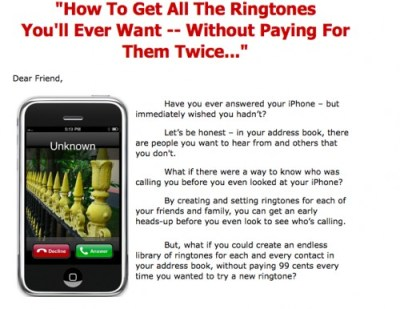 PocketMac Ringtone Studio 2 for iPhone - Video Review