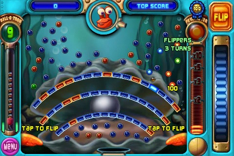 Review: Peggle for iPhone  Review: Peggle for iPhone