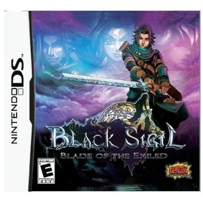 Review: Black Sigil: Blade of the Exile for Nintendo DS