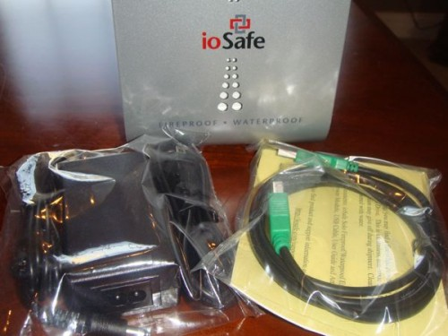 Could your hard drive survive this?  If it's an ioSafe, yep.