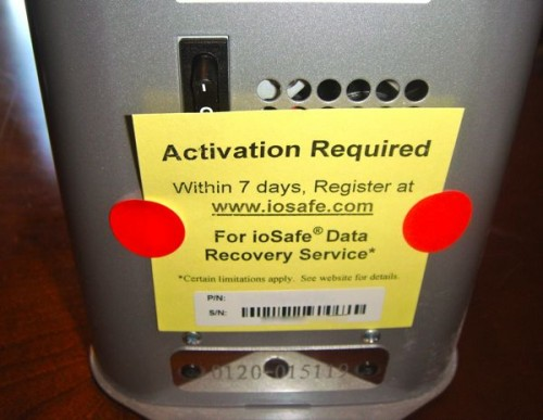 Could your hard drive survive this?  If it's an ioSafe, yep.  Could your hard drive survive this?  If it's an ioSafe, yep.  Could your hard drive survive this?  If it's an ioSafe, yep.  Could your hard drive survive this?  If it's an ioSafe, yep.