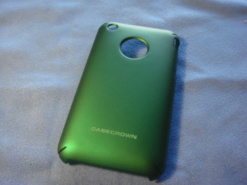 Review:  CASECROWN iPhone Polycarbonate Slim Case