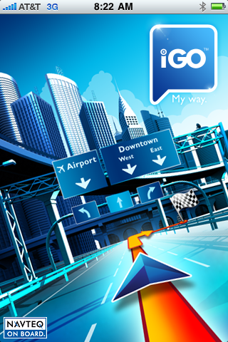 GearDiary Review: iGo My Way 2009 (North America)
