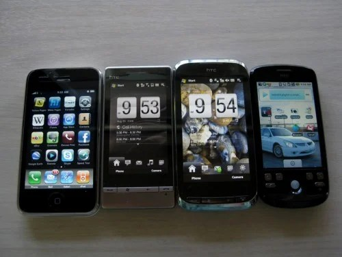 GearDiary HTC Touch Diamond2 Review