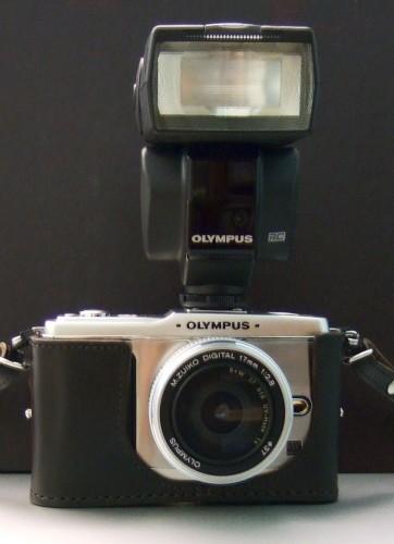 Review: Olympus E-P1 Digital Pen (Part 1)