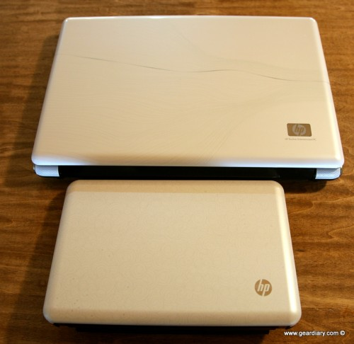 Using the HP dV6 Laptop and Mini 110 Netbook in Tandem: Moving Back to Windows from Mac: