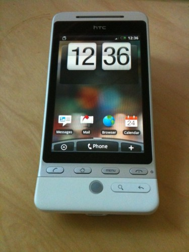 Some Thoughts On the HTC Hero After a Few Days  Some Thoughts On the HTC Hero After a Few Days
