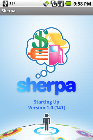 Review: Sherpa for Android OS