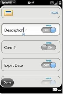 Palm Pre App Catalog. 30 Apps in 30 Days. Day 17: SplashID  Palm Pre App Catalog. 30 Apps in 30 Days. Day 17: SplashID  Palm Pre App Catalog. 30 Apps in 30 Days. Day 17: SplashID  Palm Pre App Catalog. 30 Apps in 30 Days. Day 17: SplashID  Palm Pre App Catalog. 30 Apps in 30 Days. Day 17: SplashID