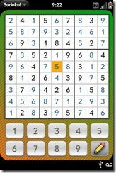 Palm Pre App Catalog. 30 Apps in 30 Days. Day 10: Sudoku!  Palm Pre App Catalog. 30 Apps in 30 Days. Day 10: Sudoku!  Palm Pre App Catalog. 30 Apps in 30 Days. Day 10: Sudoku!