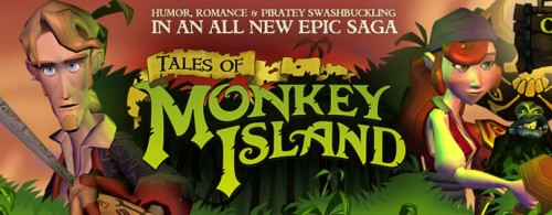 Review: Tales of Monkey Island Episode One for PC