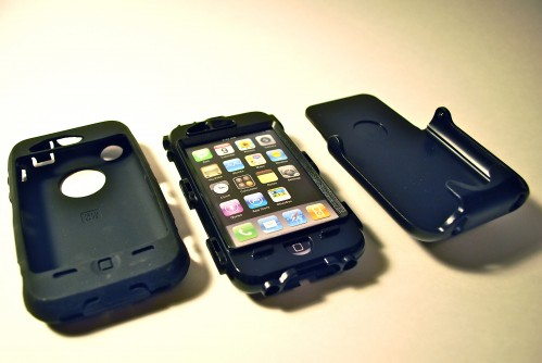 There is a case for that: The OtterBox Defender for iPhone 3G/3G S Review