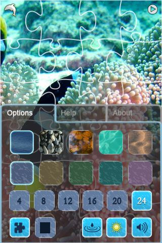 Review:  Aqua Jigsaw for iPhone OS  Review:  Aqua Jigsaw for iPhone OS  Review:  Aqua Jigsaw for iPhone OS  Review:  Aqua Jigsaw for iPhone OS