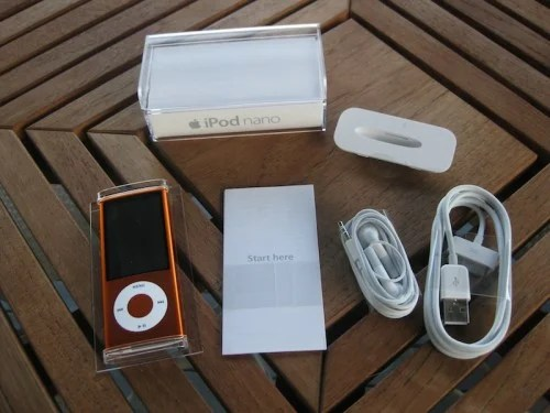 iPod nano 5th Gen First Look  iPod nano 5th Gen First Look  iPod nano 5th Gen First Look
