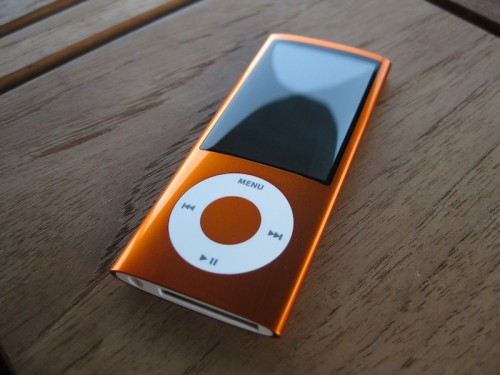 iPod nano 5th Gen First Look