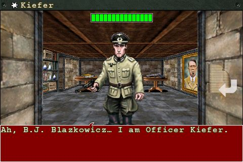Wolfenstein RPG for iPhone Review  Wolfenstein RPG for iPhone Review  Wolfenstein RPG for iPhone Review  Wolfenstein RPG for iPhone Review  Wolfenstein RPG for iPhone Review