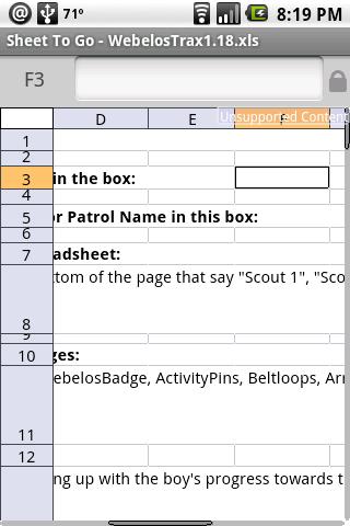 documentstogoexcel