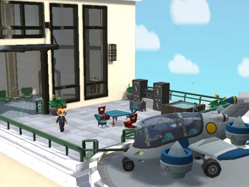 Review: MySims Agents for Wii  Review: MySims Agents for Wii