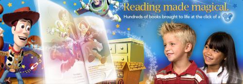 Review:  Disney Digital Books