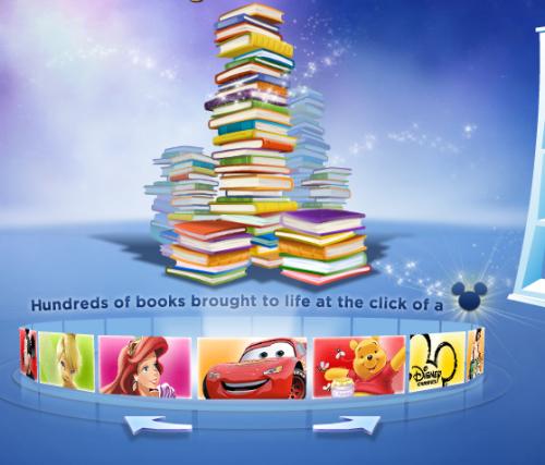Review:  Disney Digital Books  Review:  Disney Digital Books  Review:  Disney Digital Books