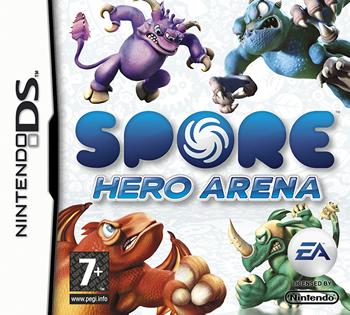 Spore Hero Arena Nintendo DS Game Review