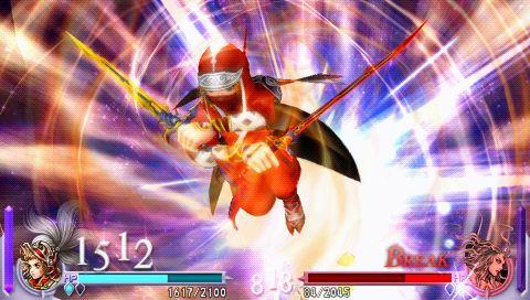 Review: Dissidia Final Fantasy for PSP  Review: Dissidia Final Fantasy for PSP  Review: Dissidia Final Fantasy for PSP