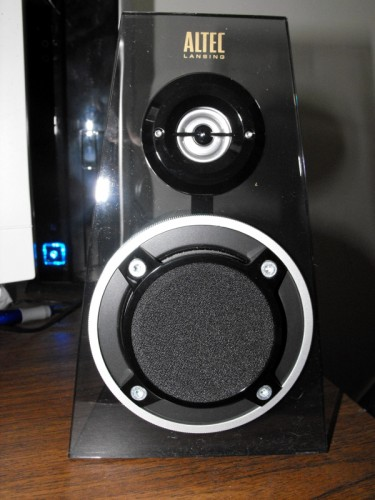 Review: Altec Lansing Expressionist Ultra  Review: Altec Lansing Expressionist Ultra