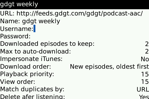 PodTrapper Podcast Manager for BlackBerry automates your podcast library  PodTrapper Podcast Manager for BlackBerry automates your podcast library  PodTrapper Podcast Manager for BlackBerry automates your podcast library  PodTrapper Podcast Manager for BlackBerry automates your podcast library