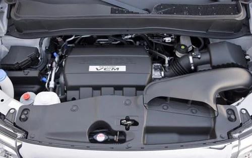 2010 Honda Pilot Engine