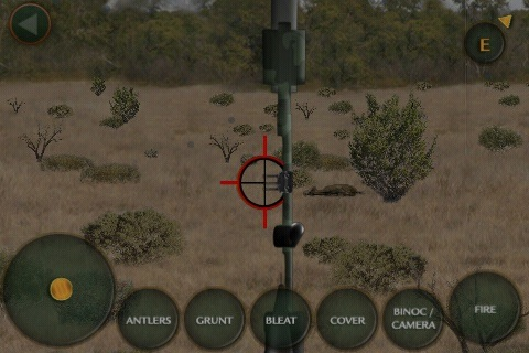 Review:  Real Deer Hunting for iPhone OS
