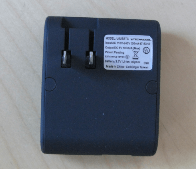 PowerPak Wall Charger and Battery Combo - Review