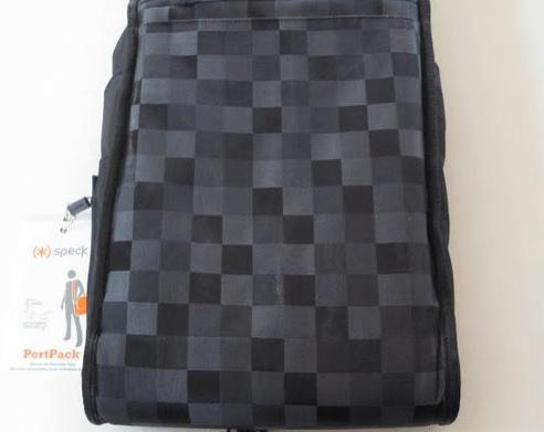 Speck PortPack Shoulder Bag back