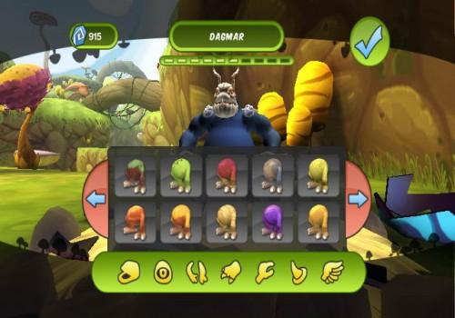 Nintendo Wii Game Review: Spore Hero  Nintendo Wii Game Review: Spore Hero  Nintendo Wii Game Review: Spore Hero