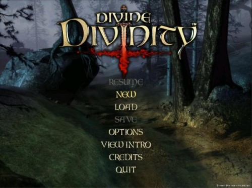 The Netbook Gamer: Divine Divinity (2002, RPG)  The Netbook Gamer: Divine Divinity (2002, RPG)