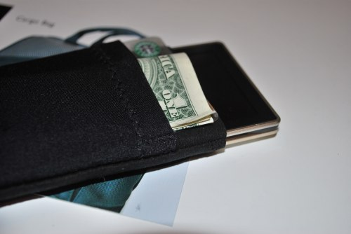WaterField Zune HD Suede Case is thin, versatile and convenient